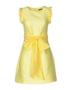 Короткое платье LA Camicia Bianca