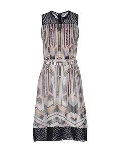 Платье до колена John Richmond