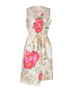 Платье до колена Ermanno Scervino