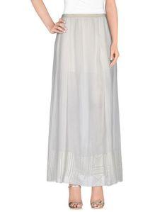 Длинная юбка Trussardi Jeans
