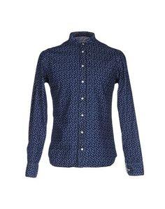 Джинсовая рубашка Exibit