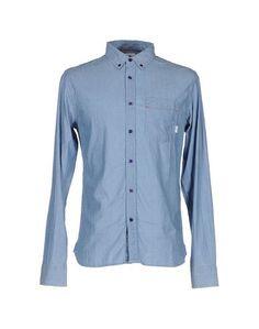 Джинсовая рубашка Element