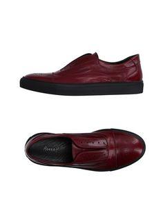 Низкие кеды и кроссовки Rocco P.