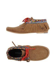 Обувь на шнурках Tatoosh