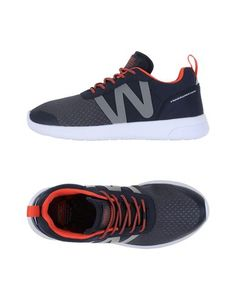 Низкие кеды и кроссовки Wesc