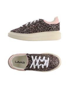 Низкие кеды и кроссовки Laab