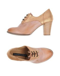 Обувь на шнурках Fabbrica Morichetti