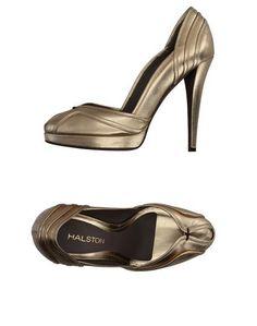 Туфли Halston