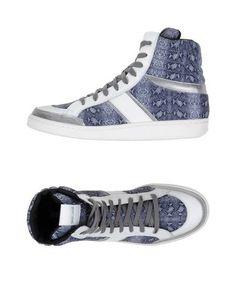 Высокие кеды и кроссовки Just Cavalli