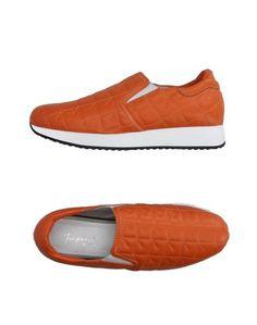 Низкие кеды и кроссовки Tangerine