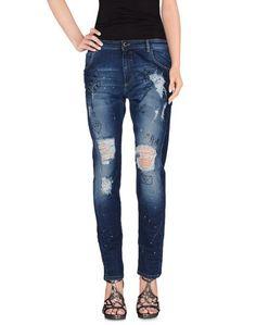 Джинсовые брюки Mangano