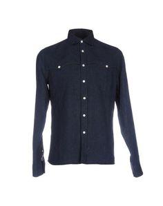 Джинсовая рубашка Commune DE Paris 1871