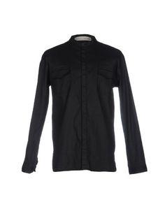 Джинсовая рубашка Isabel Benenato