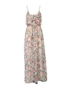 Длинное платье Attic AND Barn