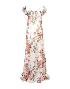 Длинное платье Saint Laurent