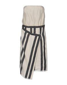 Платье до колена Erika Cavallini