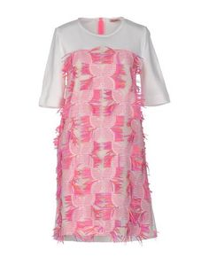 Короткое платье Rose A Pois