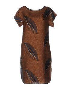Короткое платье Shirtaporter