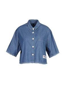 Джинсовая рубашка Sjyp