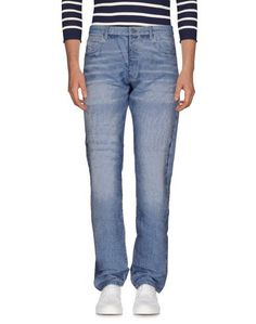 Джинсовые брюки Calvin Klein Collection