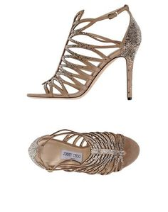 Сандалии Jimmy Choo