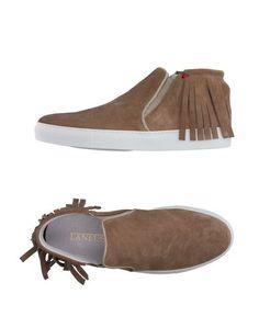 Высокие кеды и кроссовки Laneus