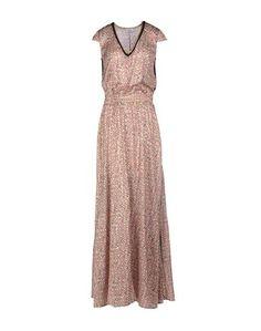 Длинное платье Jolie Carlo Pignatelli