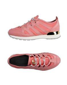 Низкие кеды и кроссовки Versace Collection