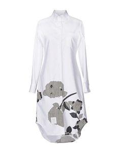 Короткое платье Thom Browne