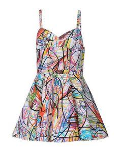 Короткое платье Jeremy Scott