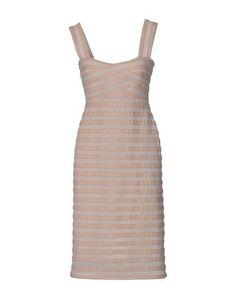 Платье до колена Paola Frani