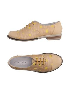 Обувь на шнурках Kontessa