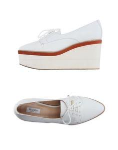 Обувь на шнурках MAX Mara
