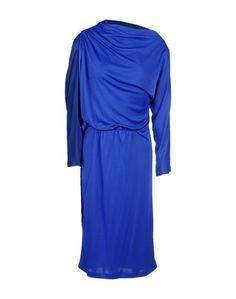 Платье до колена Emanuel Ungaro