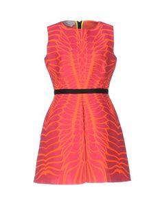 Короткое платье Manuel Facchini