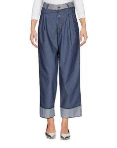 Джинсовые брюки AviÙ
