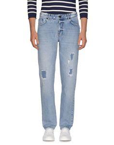 Джинсовые брюки Won Hundred