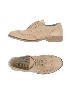 Обувь на шнурках StiÙ