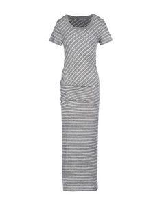 Длинное платье James Perse Standard