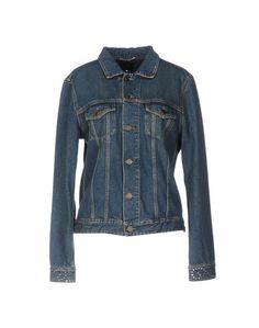 Джинсовая верхняя одежда Saint Laurent