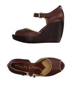 Сандалии Manila Grace