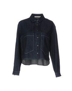 Джинсовая рубашка Lucio Vanotti