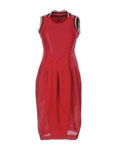 Платье до колена High Tech