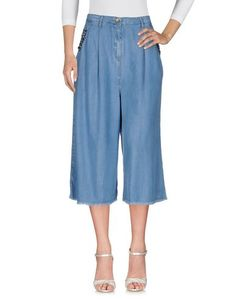 Джинсовые брюки Mariuccia