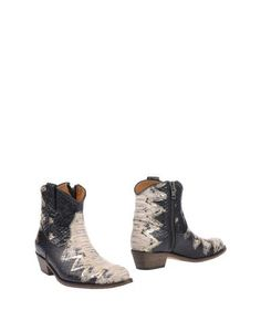 Полусапоги и высокие ботинки VIA Roma 15