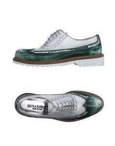 Обувь на шнурках Nicola Barbato