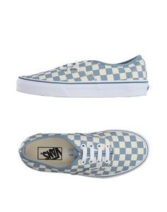 Низкие кеды и кроссовки Vans