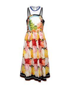 Платье длиной 3/4 Mary Katrantzou