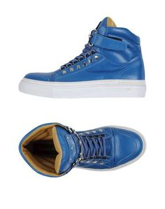 Высокие кеды и кроссовки Cesare Paciotti