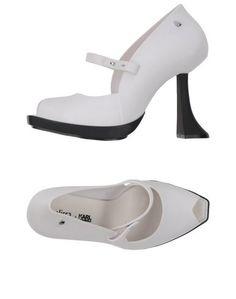Туфли Melissa + Karl Lagerfeld
